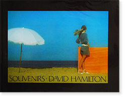 SOUVENIRS David Hamilton デイヴィッド・ハミルトン 写真集
