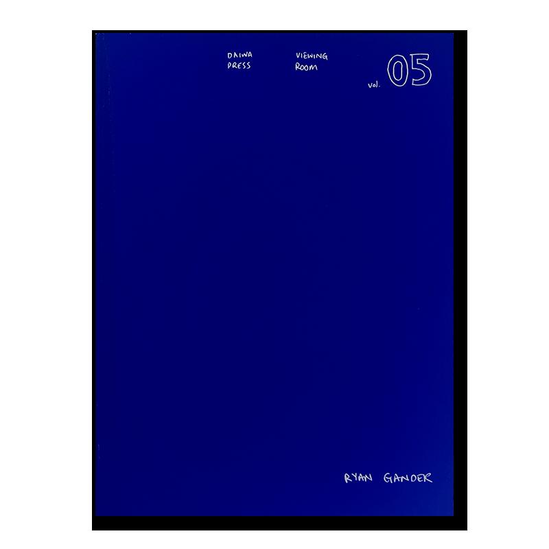 DAIWA PRESS VIEWING ROOM Vol.5 RYAN GANDER