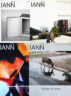 IANN 4 volume set 第2号, 第3号, 第4号, 第7号 4冊セット