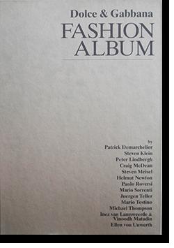 Dolce & Gabbana FASHION ALBUM ドルチェ&ガッバーナ ファッション・アルバム
