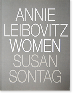 WOMEN softcover edition ANNIE LEIBOVITZ SUSAN SONTAG アニー・リーボヴィッツ スーザン・ソンタグ