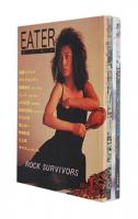 EATER Magazine 4 volume set イーター 4冊セット