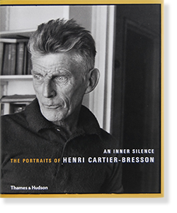 <img class='new_mark_img1' src='//img.shop-pro.jp/img/new/icons7.gif' style='border:none;display:inline;margin:0px;padding:0px;width:auto;' />AN INNER SILENCE: The Portraits of Henri Cartier-Bresson ポートレイト 内なる静寂 アンリ・カルティエ=ブレッソン 英語版