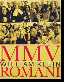 MMV ROMANI William Klein ウィリアム・クライン 写真集