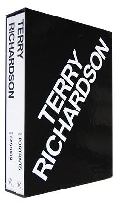TERRY RICHARDSON: Vol.1 PORTRAITS and Vol.2 FASHION テリー・リチャードソン 写真集
