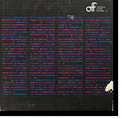 季刊Off 創刊号 OFF vol.1 Visual Dummy Quarterly Photography