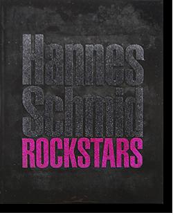 ROCKSTARS Hannes Schmid ハンネス・シュミット 写真集 署名本 signed