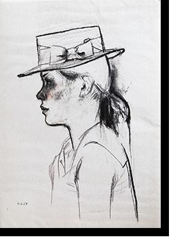 アトリエの中から 佐藤忠良 自選素描集 Churyo Sato 署名本 signed