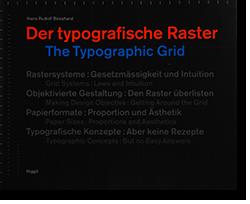 Der Typografische Raster (The Typographic Grid) Hans Rudolf Bosshard ハンス・ルドルフ・ボスハルト