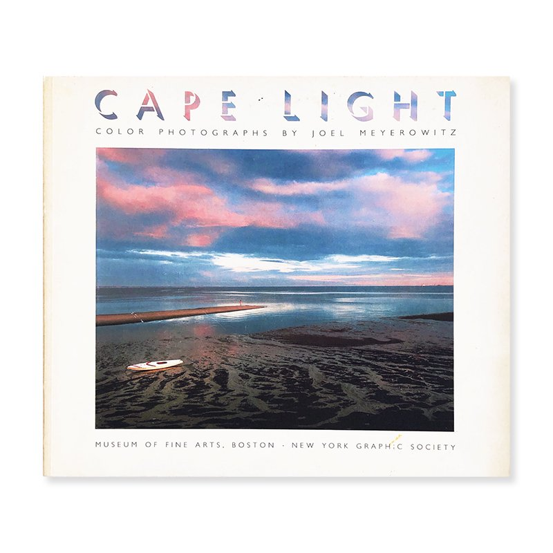 CAPE LIGHT by Joel Meyerowitz<br>ジョエル・マイロウィッツ