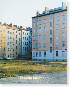 Straßen THOMAS STRUTH Fotografie 1976 bis 1995 トーマス・シュトゥルート 写真集