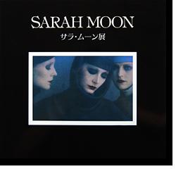 SARAH MOON サラ・ムーン展 幻惑する巴里の女流写真家 署名本 signed
