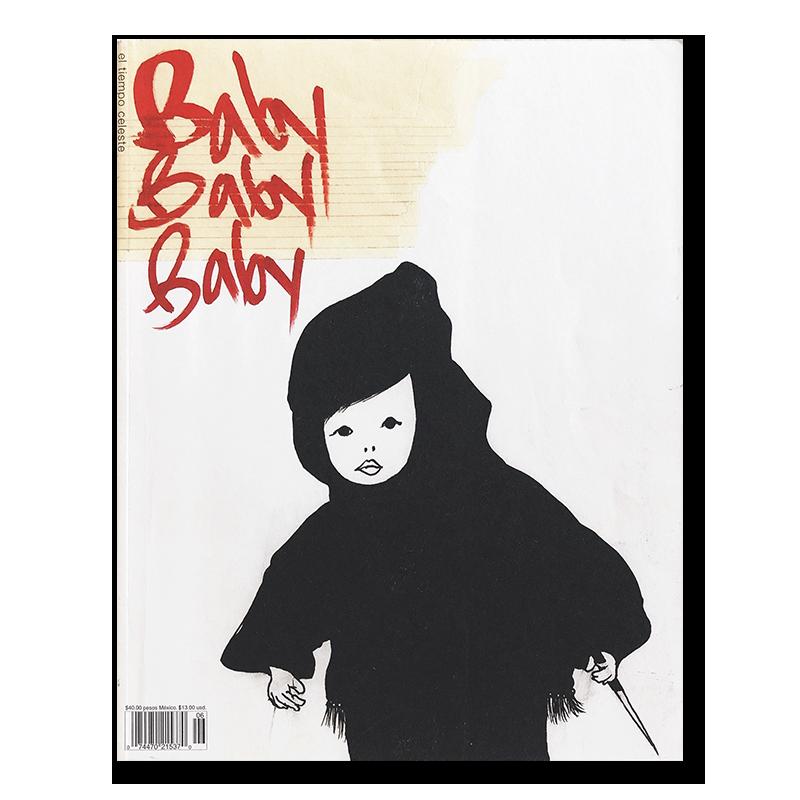 BABY BABY BABY No.6 Pidelo negro 2006 otono-invierno