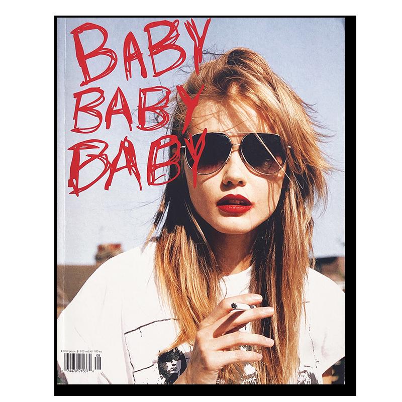 BABY BABY BABY No.8 I'm hot! 2007 otono-invierno ベイビーベイビーベイビー 2007年 8号