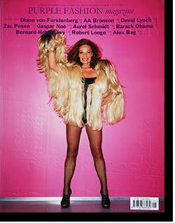 Purple Fashion Magazine spring summer 2009 volume 3, issue 11 パープルファッション