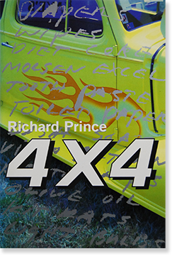 4×4/FOUR BY FOUR Richard Prince リチャード・プリンス 写真集