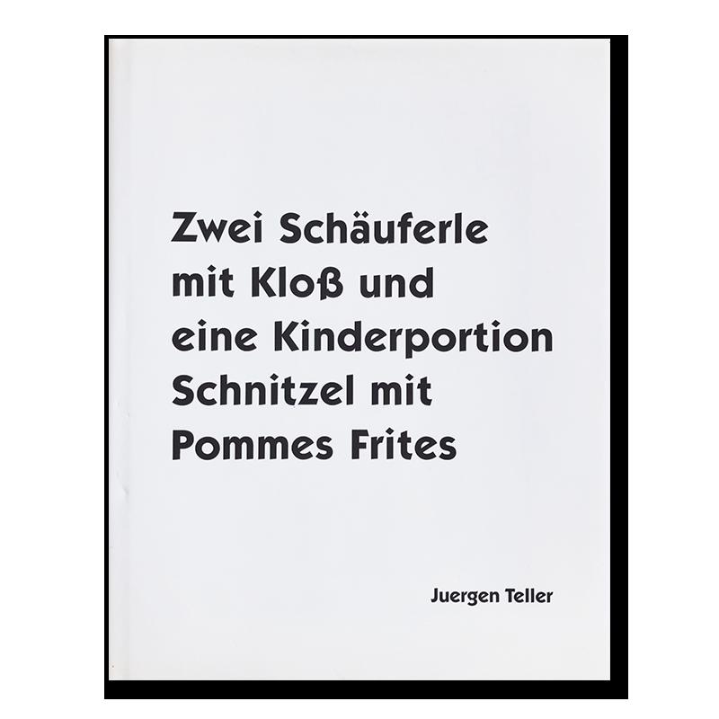 Zwei Schäuferle mit Kloß und eine Kinderportion Schnitzel mit Pommes Frites JUERGEN TELLER