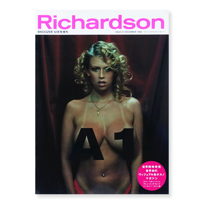 RICHARDSON Issue A1 December 1998 SNOOZER