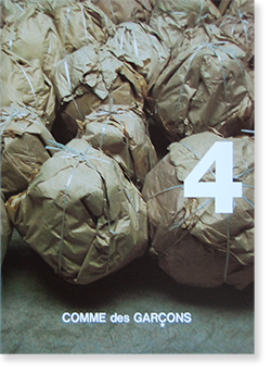 <img class='new_mark_img1' src='https://img.shop-pro.jp/img/new/icons7.gif' style='border:none;display:inline;margin:0px;padding:0px;width:auto;' />COMME des GARCONS × Ai WeiWei 2010 No.4 コム デ ギャルソン×アイ・ウェイウェイ DM