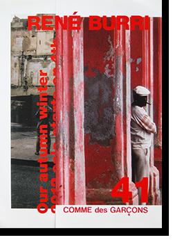 COMME des GARCONS × RENE BURRI 2012 No.41 コム デ ギャルソン×ルネ・ブリ DM