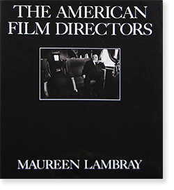 THE AMERICAN FILM DIRECTORS Maureen Lambray モーリーン・ランブレー 写真集