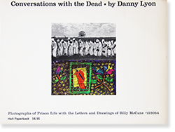 Conversations with the Dead DANNY LYON ダニー・ライアン 写真集