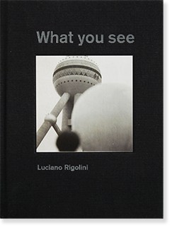 what you see luciano rigolini ルチャーノ リゴリーニ 写真集 古本
