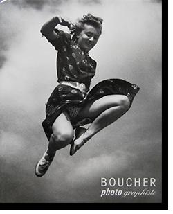 photo graphiste PIERRE BOUCHER ピエール・ブーシェ 写真集