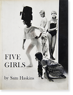 FIVE GIRLS First Edition Sam Haskins サム・ハスキンス 写真集