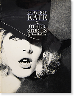 COWBOY KATE & OTHER STORIES First American Edition Sam Haskins サム・ハスキンス 写真集