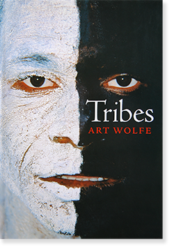 Tribes ART WOLFE アート・ウルフ 写真集