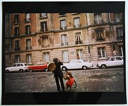フランス放浪 パリ 北井一夫 オリジナルプリント Down and Out in France, Paris, 1972 Kazuo Kitai original print