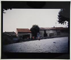 フランス放浪 ラングドック, カルカッソンヌ 北井一夫 オリジナルプリント Down and Out in France, 1972 Kazuo Kitai original print
