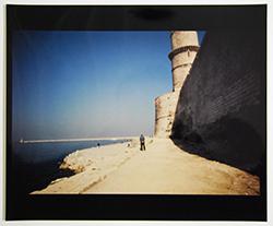 フランス放浪 マルセイユ 北井一夫 オリジナルプリント Down and Out in France, Marseille, 1972 Kazuo Kitai original print
