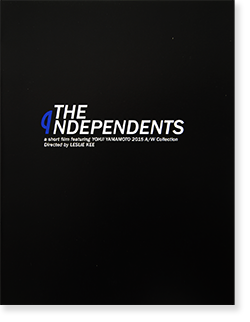 <img class='new_mark_img1' src='https://img.shop-pro.jp/img/new/icons7.gif' style='border:none;display:inline;margin:0px;padding:0px;width:auto;' />THE INDEPENDENTS a short film featuring YOHJI YAMAMOTO 2015 A/W Collection Directed by LESLIE KEE