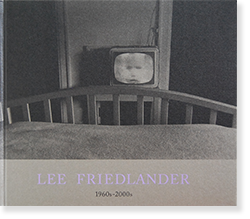 <img class='new_mark_img1' src='https://img.shop-pro.jp/img/new/icons7.gif' style='border:none;display:inline;margin:0px;padding:0px;width:auto;' />LEE FRIEDLANDER 1960s-2000s リー・フリードランダー 写真集 署名本 signed