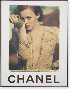 CHANEL BOUTIQUE Spring/Summer 1998 Collection Catalogue Photographed by Karl Lagerfeld カール・ラガーフェルド