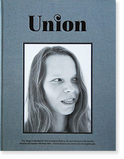 UNION Issue 10 2016 アンダース・エドストローム アンネ・シュヴァルベ 他 Anders Edstrom, Anne Schwalbe