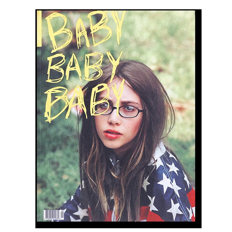 BABY BABY BABY No.4 Pidemelo una vez mas 2005 otono-invierno ベイビーベイビーベイビー 2005年 4号