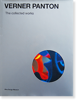 VERNER PANTON The Collected Works Hardcover Edition ヴァーナー・パントン
