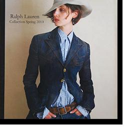 Ralph Lauren Collection Spring 2010 ラルフローレン 2010年春コレクション カタログ