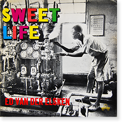 SWEET LIFE First English Edition ED VAN DER ELSKEN スイートライフ エド・ヴァン・デル・エルスケン 写真集