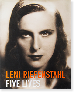 LENI RIEFENSTAHL: FIVE LIVES レニ・リーフェンシュタール 写真集