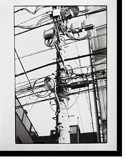 電信柱 北井一夫 オリジナルプリント Telegraph pole, 2005, Kazuo Kitai original print