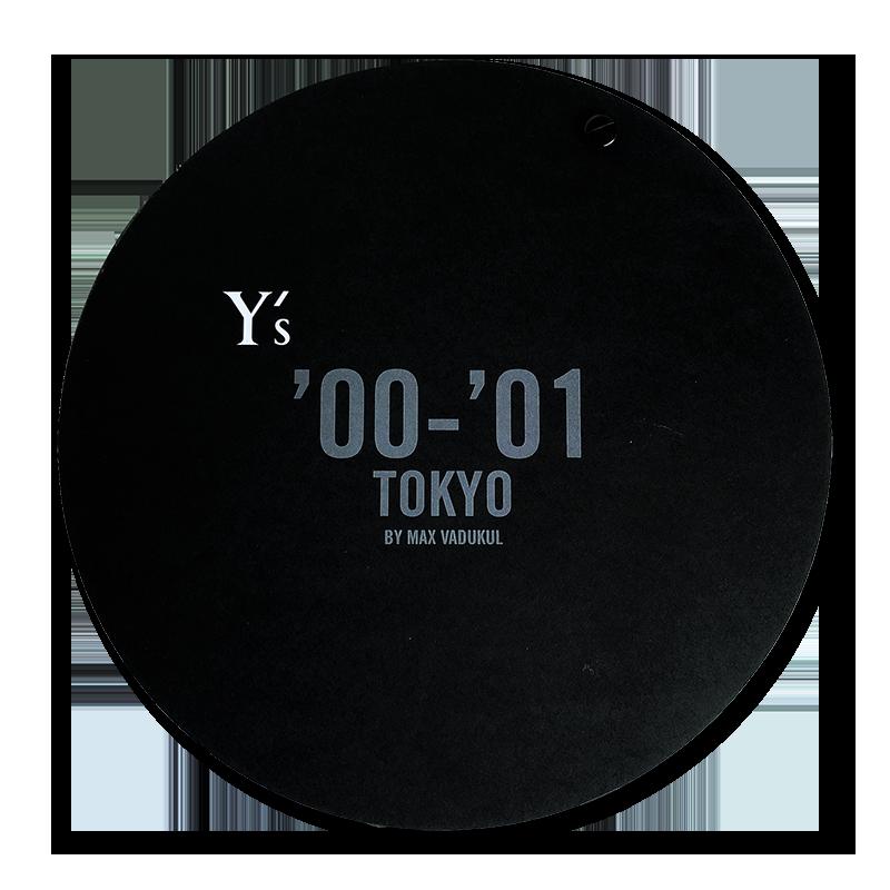 Y's/Y's for men '00-'01 TOKYO by MAX VADUKUL ワイズ/ワイズフォーメン 2000-2001 東京 マックス・ヴァドゥクル