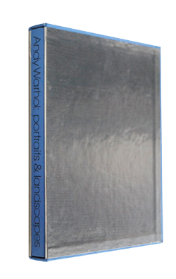 Andy Warhol: Portraits & Landscapes アンディ・ウォーホル 作品集