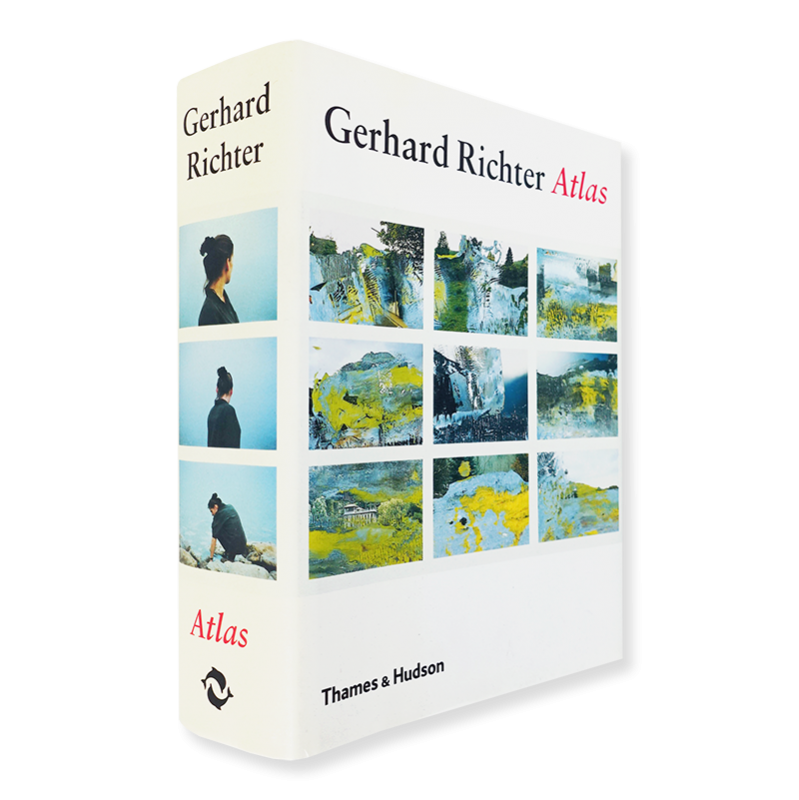 ATLAS Gerhard Richter アトラス ゲルハルト・リヒター 作品集