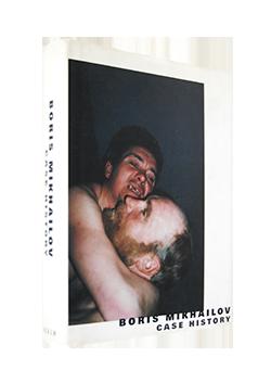 CASE HISTORY Boris Mikhailov ケース・ヒストリー ボリス・ミハイロフ 写真集 署名本 signed