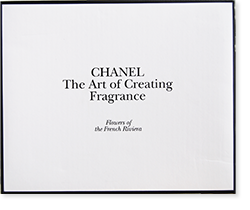 <img class='new_mark_img1' src='https://img.shop-pro.jp/img/new/icons7.gif' style='border:none;display:inline;margin:0px;padding:0px;width:auto;' />CHANEL The Art of Creating Fragrance Flowers of the French Riviera シャネル