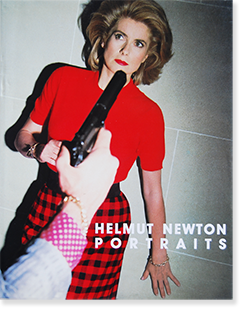 <img class='new_mark_img1' src='https://img.shop-pro.jp/img/new/icons7.gif' style='border:none;display:inline;margin:0px;padding:0px;width:auto;' />PORTRAITS French Edition HELMUT NEWTON ヘルムート・ニュートン 写真集